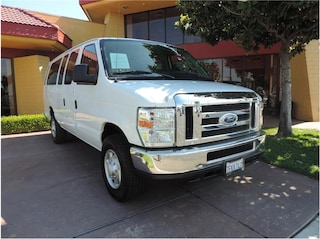2014 Ford Econoline Wagon XLT Extended Van 3D