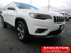 Used 2019 Jeep Cherokee Limited *Previous Daily Rental SUV Lodi California