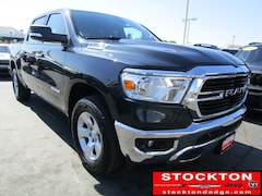 Used 2019 Ram 1500 Big Horn/Lone Star *Previous Daily Rental Crew Cab Truck Stockton, CA