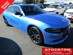 New 2019 Dodge Charger SXT RWD Sedan Lodi California