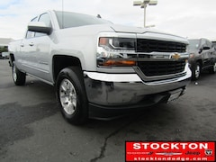 Used 2018 Chevrolet Silverado 1500 LT *Previous Daily Rental Extended Cab Long Bed Truck Stockton California