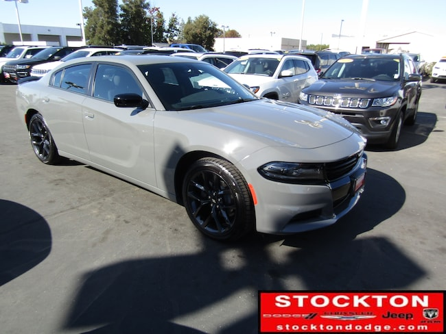 New 2019 Dodge Charger SXT RWD Sedan for Sale in Stockton, CA