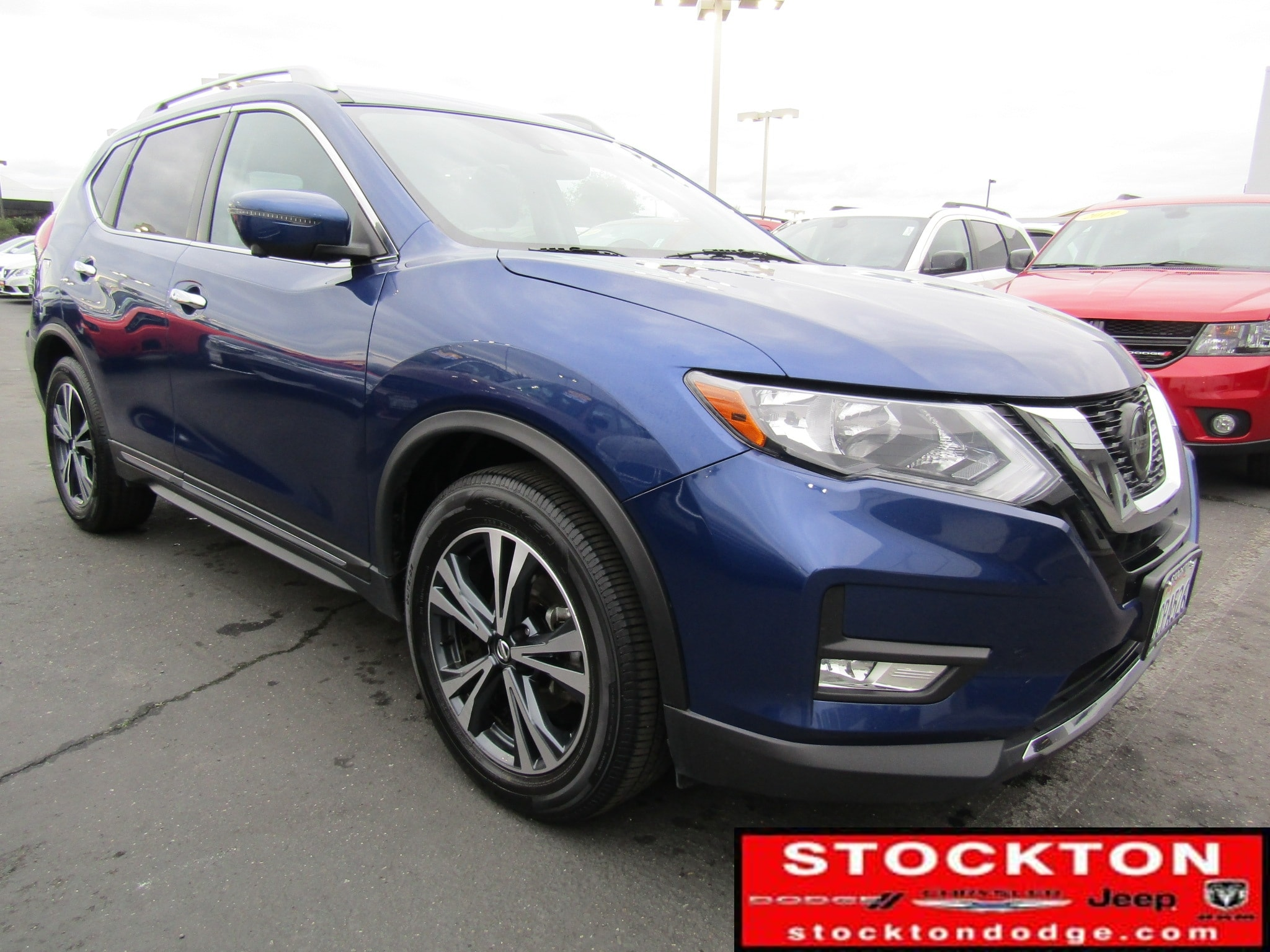 Used 2018 Nissan Rogue SL *Previous Daily Rental SUV Lodi California