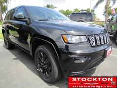 New Chryser Dodge Jeep Ram 2019 Jeep Grand Cherokee ALTITUDE 4X4 Sport Utility Stockton, CA