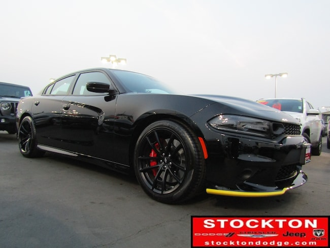 New 2019 Dodge Charger SCAT PACK RWD Sedan for Sale in Stockton, CA