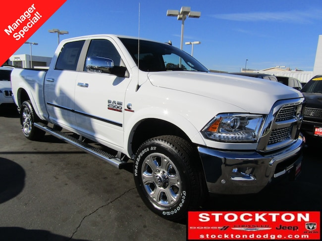 New 2018 Ram 2500 LARAMIE CREW CAB 4X4 6'4 BOX Crew Cab for Sale in Stockton, CA