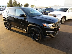 New Chryser Dodge Jeep Ram 2019 Jeep Compass ALTITUDE 4X4 Sport Utility Stockton, CA