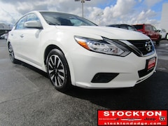 Used 2018 Nissan Altima 2.5 SL *PREVIOUS DAILY RENTAL Sedan Stockton California