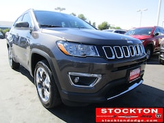 Used 2019 Jeep Compass Limited *Previous Daily Rental SUV Lodi California
