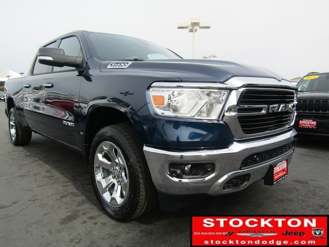New 2019 Ram All-New 1500 BIG HORN / LONE STAR CREW CAB 4X4 6'4 BOX Crew Cab for Sale in Stockton, CA