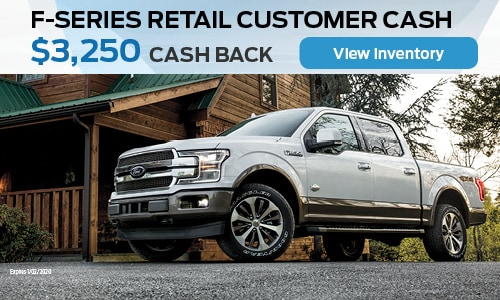 F-Series Retail Customer Cash