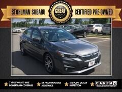 Certified 2018 Subaru Impreza 2.0i Limited 5-door 4S3GTAN68J3738802 Sterling, VA