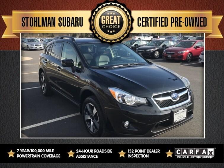 Certified 2015 Subaru XV Crosstrek 2.0i Hybrid SUV Sterling, VA