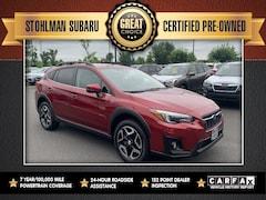 Certified 2018 Subaru Crosstrek 2.0i Limited SUV JF2GTAMC6J8317608 Sterling, VA