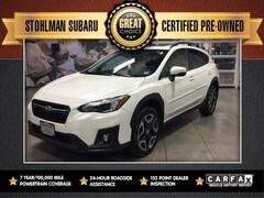 Certified 2018 Subaru Crosstrek 2.0i Limited SUV JF2GTAMC6J8223910 Sterling, VA