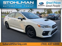 New 2019 Subaru WRX Sedan Sterling, VA