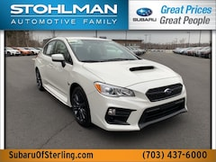 New 2019 Subaru WRX Sedan JF1VA1A68K9801422 Sterling, VA
