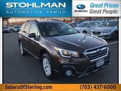 New 2019 Subaru Outback 2.5i Premium SUV 4S4BSAFC1K3316949 Sterling, VA