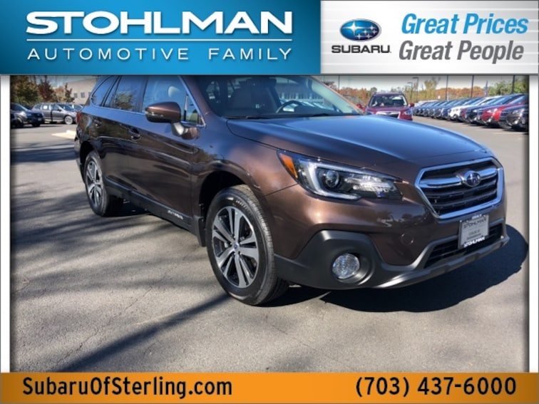 New 2019 Subaru Outback 2.5i Limited SUV for sale in Sterling, VA