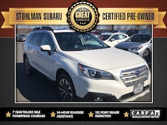 Certified 2017 Subaru Outback 2.5i Limited with SUV 4S4BSAKC9H3289899 Sterling, VA