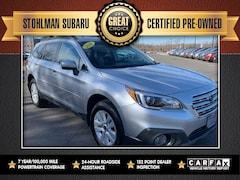 Used 2016 Subaru Outback 2.5i Premium SUV 4S4BSACC0G3244153 Sterling, VA