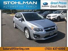 Used 2012 Subaru Impreza 2.0i Sedan JF1GPAG65CH220076 Sterling, VA