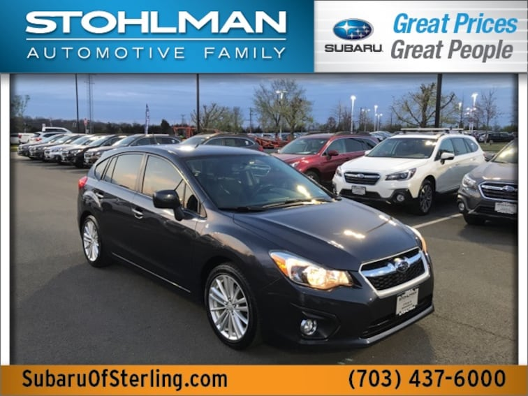 Used 2014 Subaru Impreza 2.0i Sedan in Herndon, VA