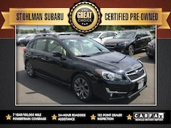 Used 2016 Subaru Impreza 2.0i Sport 5-door JF1GPAU61GH217007 Sterling, VA