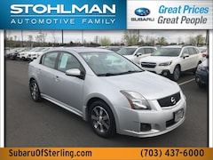 2012 Nissan Sentra 2.0 Sedan 3N1AB6AP4CL615660 for sale at Stohlman Subaru of Herndon, VA
