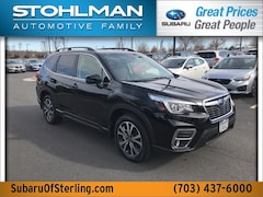 New 2019 Subaru Forester Limited SUV JF2SKAUC4KH491384 Sterling, VA