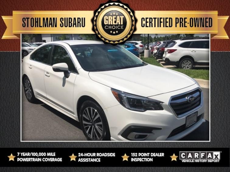 Used 2018 Subaru Legacy 2.5i Premium Sedan in Herndon, VA