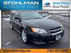Used 2008 Subaru Legacy 2.5 i Sedan 4S3BL616X86226366 Sterling, VA
