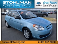 2007 Hyundai Accent GS Hatchback KMHCM36C27U040809 for sale at Stohlman Subaru of Herndon, VA