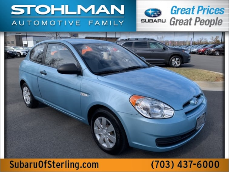 Used 2007 Hyundai Accent GS Hatchback in Herndon, VA