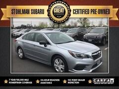 Certified 2019 Subaru Legacy 2.5i Sedan 4S3BNAB61K3006280 Sterling, VA