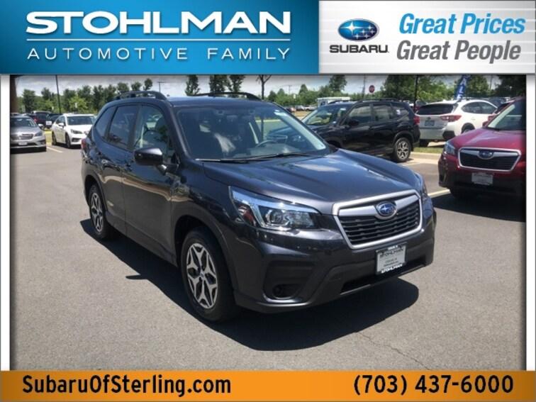 New 2019 Subaru Forester Premium SUV for sale in Sterling, VA