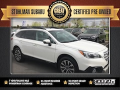Certified 2016 Subaru Outback 3.6R Limited SUV 4S4BSENC9G3286132 Sterling, VA