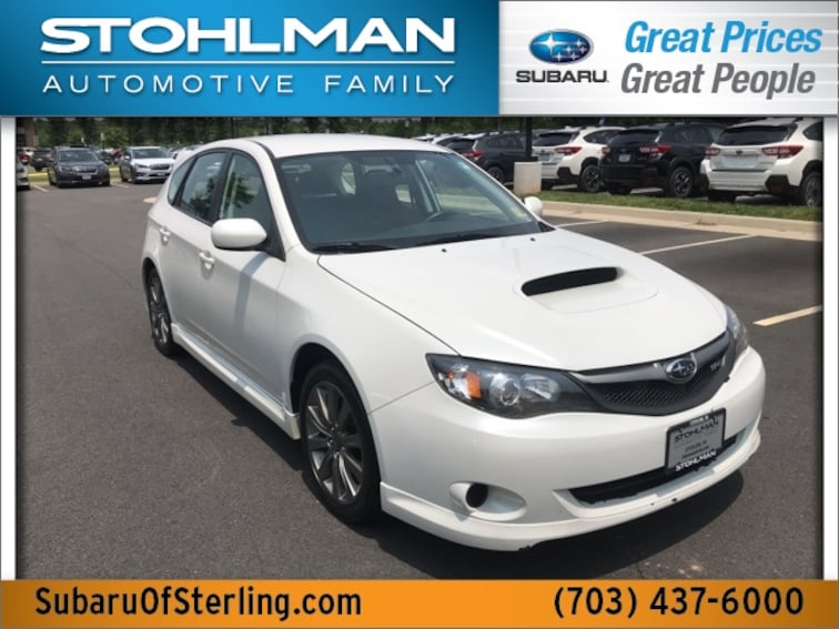 Used 2009 Subaru Impreza WRX Sedan in Herndon, VA