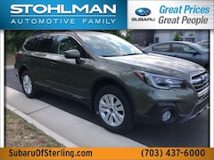 New 2018 Subaru Outback 2.5i Premium with EyeSight, Blind Spot Detection, Rear Cross Traffic Alert, Power Rear Gate, High Beam Assist, and Starlink SUV Sterling, VA