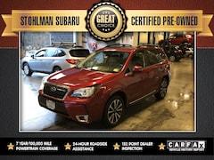 Certified 2018 Subaru Forester 2.0XT Touring SUV JF2SJGWC5JH477334 Sterling, VA