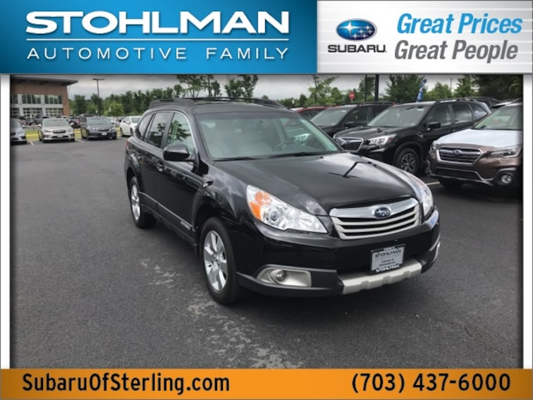 Used 2011 Subaru Outback 3.6R Limited (A5) SUV in Herndon, VA