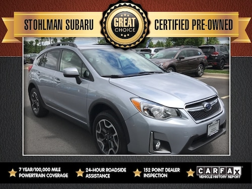 2017 Subaru Crosstrek SUV