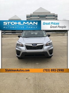 2019 Subaru Forester Standard SUV for sale in Vienna, VA at Stohlman Subaru