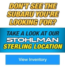 Find Your Subaru Maintenance Schedule