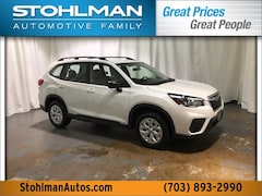 2019 Subaru Forester Standard SUV for sale in Vienna, VA at Stohlman Subaru