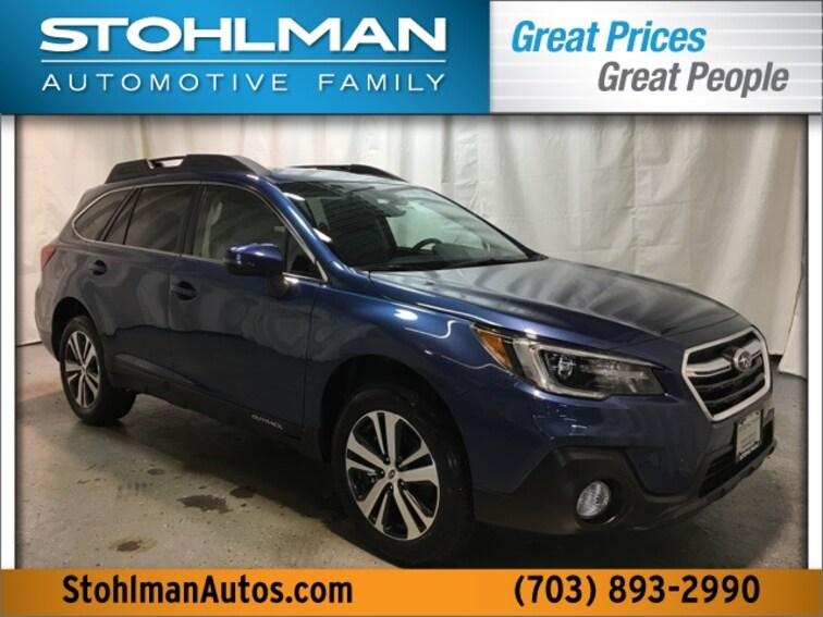 New  2019 Subaru Outback 2.5i Limited SUV for sale near Fairfax VA
