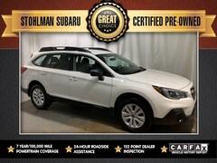2018 Subaru Outback 2.5i SUV for sale in Vienna, VA at Stohlman Subaru