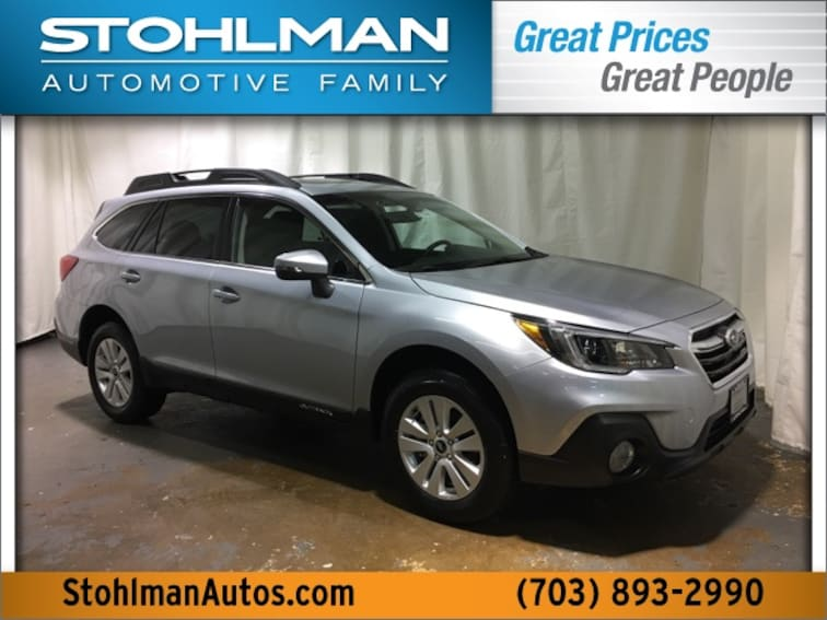 New  2019 Subaru Outback 2.5i Premium SUV for sale near Fairfax VA