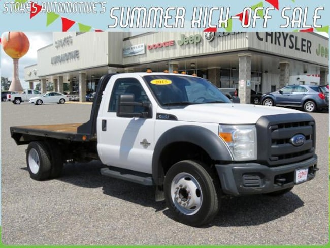 2015 Ford F-450 Chassis Truck Regular Cab