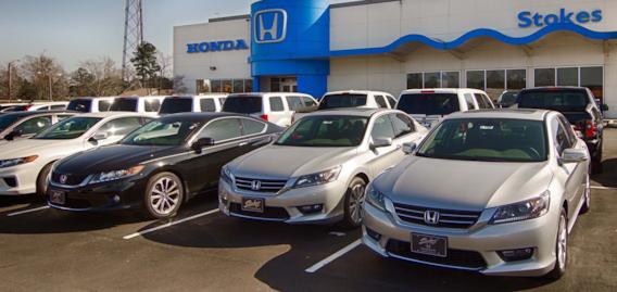 Honda Charleston Sc >> About Stokes Honda North North Charleston New Honda And
